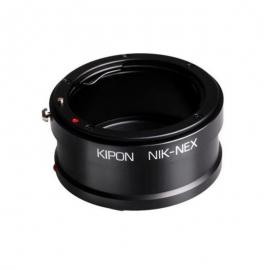 Bague objectif NIKON vers boitier Sony Nex M helicoid