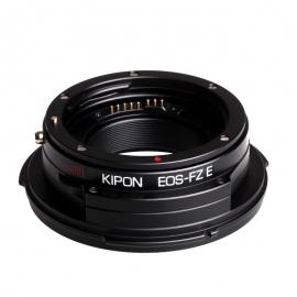 Bague objectif Canon EOS vers camera Sony FZ E + STEF UA