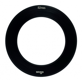 LEE Filters Seven 5 Bague d'adaptation 52mm