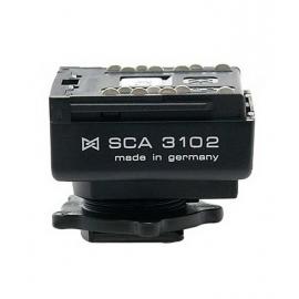 METZ SCA 3102 / Canon M6 Adaptateur EOS 5DMK3