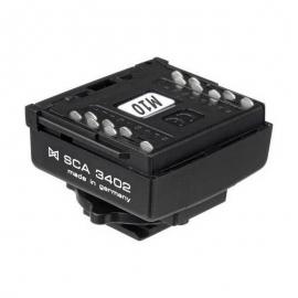 METZ SCA 3402 / Nikon M10 Adaptateur Nikon I-TTL