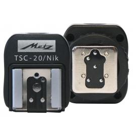 METZ TSC-20 / Nikon adaptateur semelle