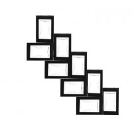 KIT cadres puzzle L'EPI 9pcs (9xNoir)
