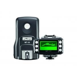 METZ - Télécommande Radio - WT-1 Kit - Emetteur/Récepteur - Canon