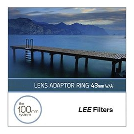 LEE Filters Bague d'adaptation Grand-Angle 43mm