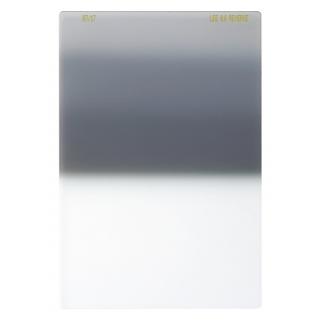 LEE Filters - 100mm - Filtre dégradé Reverse ND 0.6 - 100 x 150mm