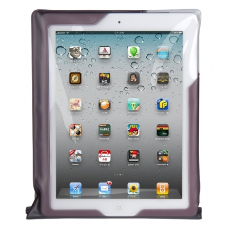 Dicapac - Housse étanche Tablettes - iPad - Blanc