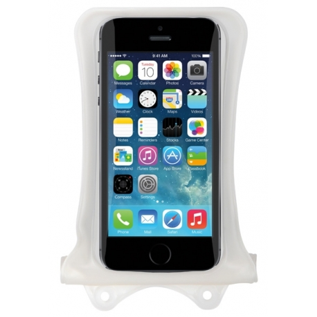 Dicapac - Housse étanche pour iPhone - Blanc