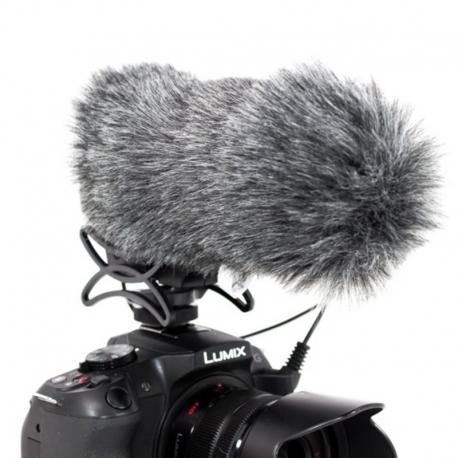 AZDEN - Bonnette anti-vent haute-performance pour micro SMX-15