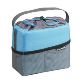 Camera container mousse Small-3 litres GrisBleu 16x14x7,5cm