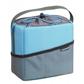 Camera container mousse Med-5 litres GrisBleu 18x17,5x10cm