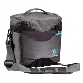 XCU sac outdoor Maxima 200 Gris intérieur Bleu