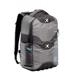 XCU sac outdoor Daypack400+ Gris intérieur Bleu