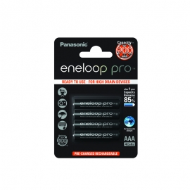 ENELOOP PRO - Blister de 4 piles rechargeables LR03-AAA