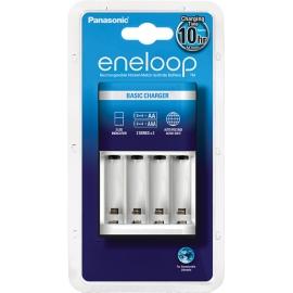 ENELOOP - Chargeur Eco mixte LR03-LR06 vendu sans piles