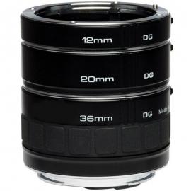 K89997 - Jeu de 3 tubes allonges DG Nikon AF