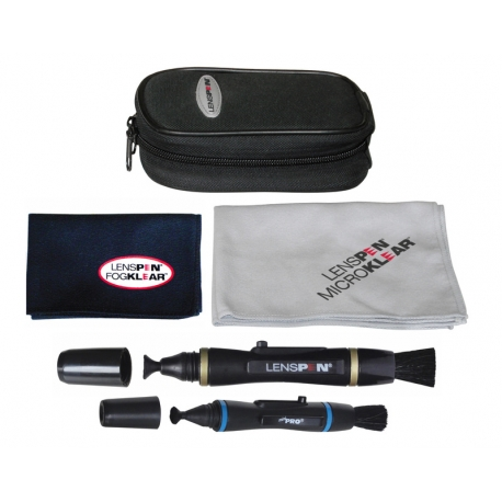 Outdoor Pro Kit, LP1, minipro, microfibre, antibuée avec housse