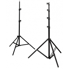 METZ LS-200 Pied d'éclairage studio Haut max 2,00m