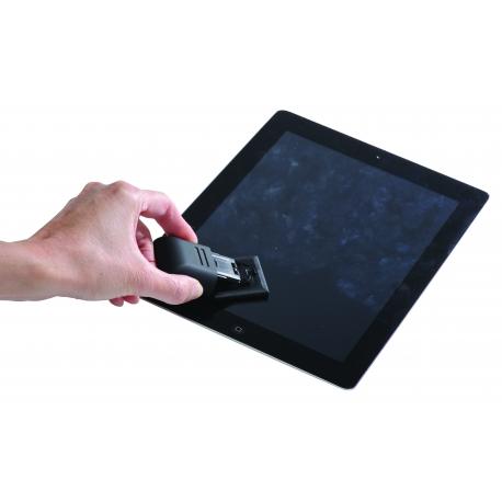 Sidekick pour iPad - Carbone Invisible