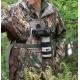 Harnais pour 1 boitier - coloris Camouflage - housse anti-pluie incl