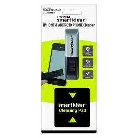 SmartKlear - Nettoyeur iPhone et Smartphone - Noir sans recharge