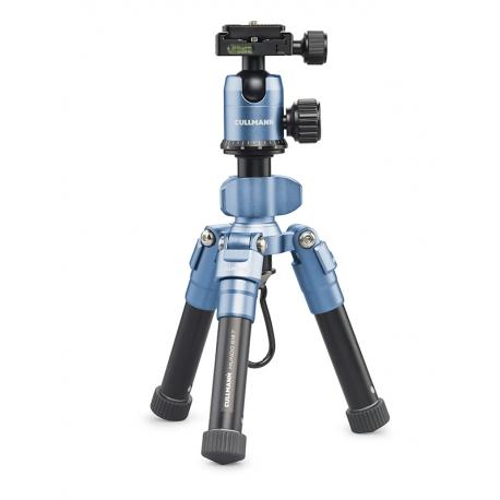Trépied compact Mundo 518T - Bleu