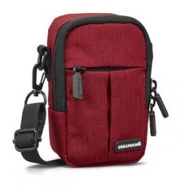 Malaga Compact 400 - Etui souple - 7x12x5cm - Rouge