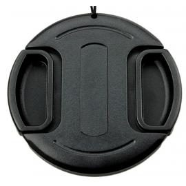 Bouchon d'objectifs avec fil sécurité - 46mm