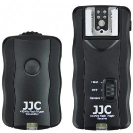 Télécommande pour flashs cobra, flashs studio, emetteur-recepteur