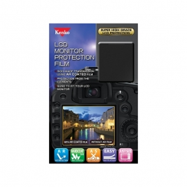 Film protection LCD Sony a9-a7R III-a7S II-a7 RII-a 7 II