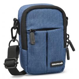 Malaga Compact 400 - Etui souple - 7x12x5cm - Bleu
