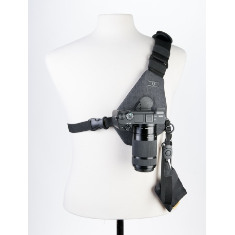 Cotton Carrier - SKOUT - Kit mains-libres pour appareil photo - Gris