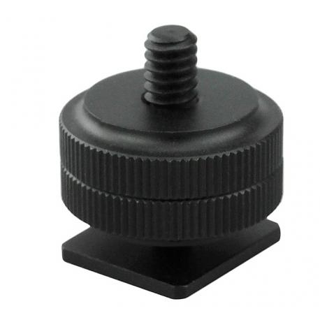Adapatateur T griffe flash avec 2 rondelles