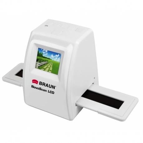 Scanner Novoscan LCD