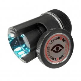 Loupe éclairante 8 diodes + 2 piles LR3