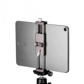 Support métallique pour Tablettes Smartphones 95mm - 230mm