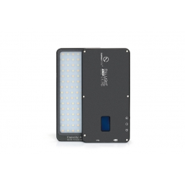 KIT Led video compact bicolore 4000 mAh + rotule + support