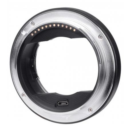 VILTROX - Bague d'adaptation Canon EFpour Moyen-format Fuji GFX