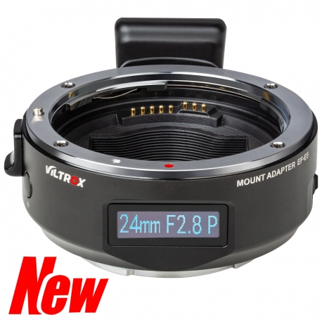 VILTROX-Bague optique CanonEF/EFS boitier SONY plein format a7-Mark V