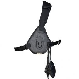 Cotton Carrier - SKOUT G2 - Kit mains-libres pour appareil photo-Gris