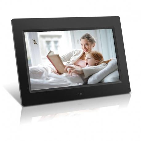BRAUN - Cadre photo numérique Digiframe 1094 écran 10,1''